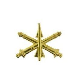 "MidMil Army Air Defense Artillery Pin 1 1/2"""