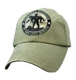 MidMil Honor Wounded Warrior Hat Olive Drab