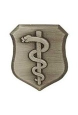 MidMil Air Force Medic Physician Pin