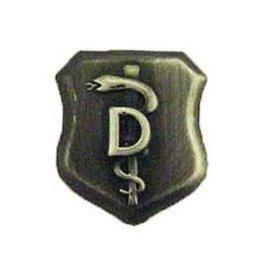 """Air Force Dentist Pin. 3/4"""" tall"""