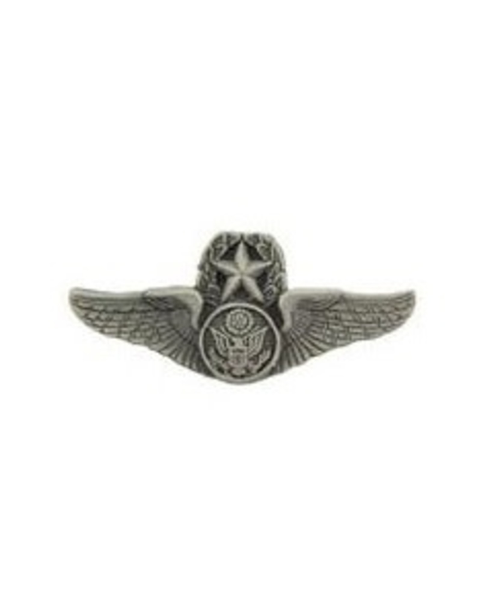 """MidMil Air Force Enlisted Master Aircrew Pin 1 1/4"""""""