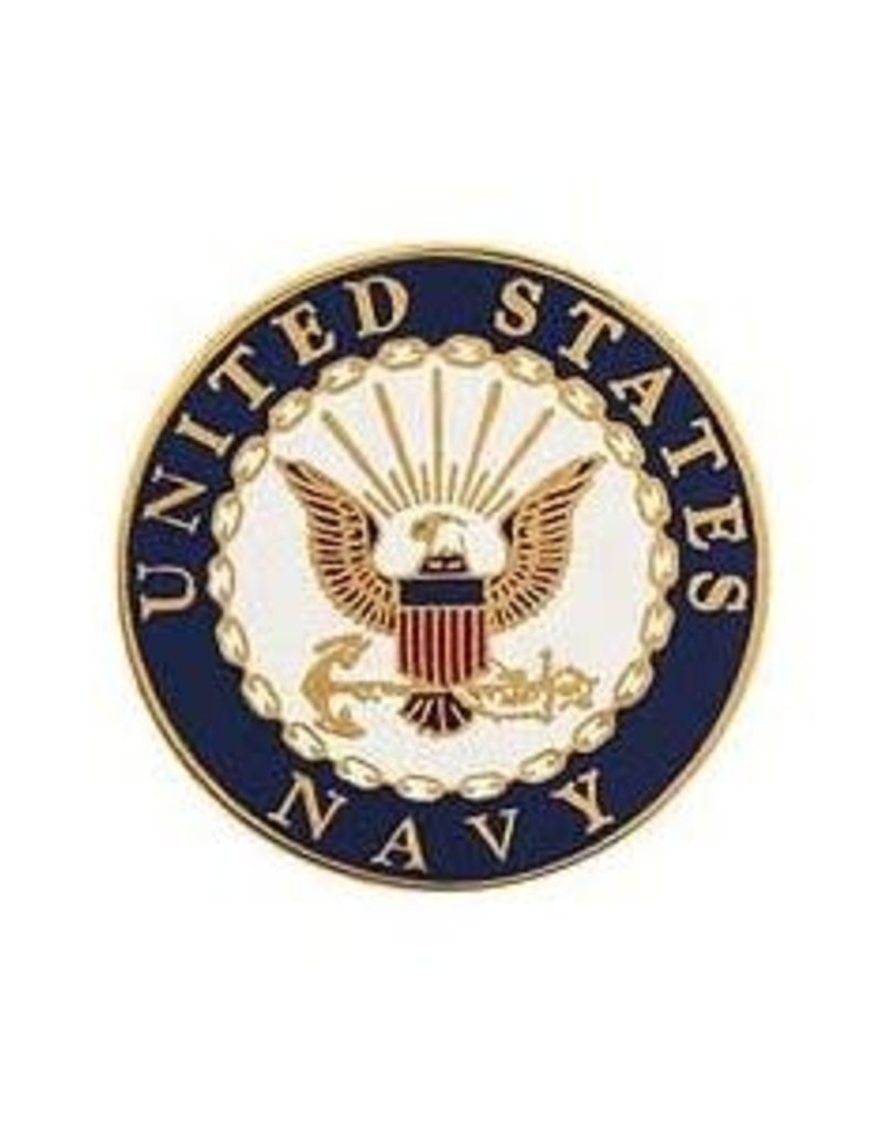 """MidMil United States Navy Seal Pin 1"""""""