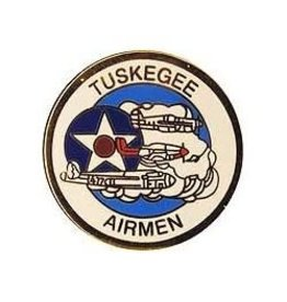 MidMil Tuskegee Airmen Pin 1""