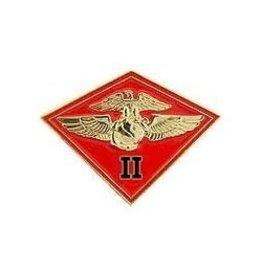 """2nd Marine Aircraft Wing MAW Emblem Pin 1 1/8"""""""