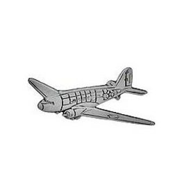 MidMil C-47 Airplane Pin 1 1/2""