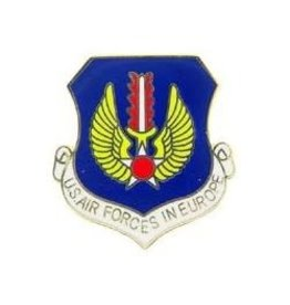 MidMil U.S. Air Forces in Europe Pin