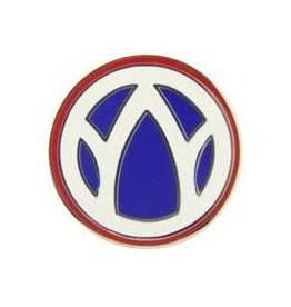 """MidMil 89th Infantry Division Emblem Pin 1"""""""