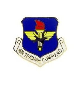 MidMil Air Force Air Training Command Pin 1""