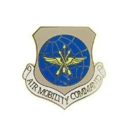 MidMil Air Force Air Mobility Command Pin