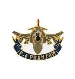 "F-4 Phantom Pin 1 1/4"""
