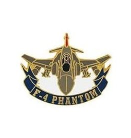 MidMil F-4 Phantom Pin 1 1/4""
