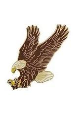 "MidMil Bald Eagle Landing Pin 1 1/2"""
