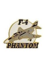 "MidMil F-4 Phantom Pin 1 1/2"""