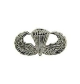 MidMil Basic Parachutist Badge Pin 7/8""