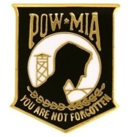 POW*MIA Miniature Pin 5/8""