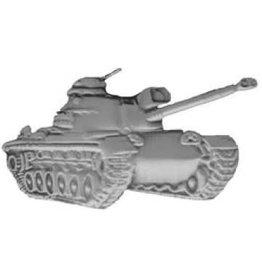 """MidMil M48 Tank Pin 2"""""""