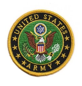 """Army Seal Patch 3"""""""