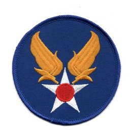 MidMil Embroidered Army Air Corps Patch 3""