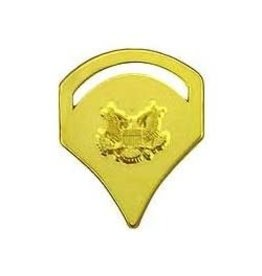 MidMil Army Specialist 5 Rank Pin 1""