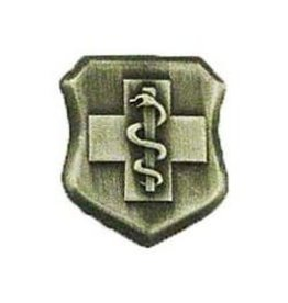 MidMil Air Force Medical Technician Pin