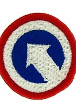 """MidMil Embroidered Army 1st Logistical Command Patch 2"""""""
