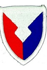 """MidMil Embroidered Army  Material Command Emblem Patch 2"""" wide x 2.5"""" high"""