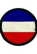 MidMil Embroidered Army Ground Forces Command Patch 2.5""