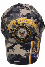 MidMil Navy Veteran with Seal Blue Digicam