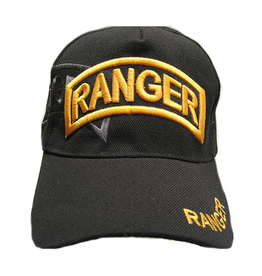 MidMil Army Ranger Hat with Shadow Black