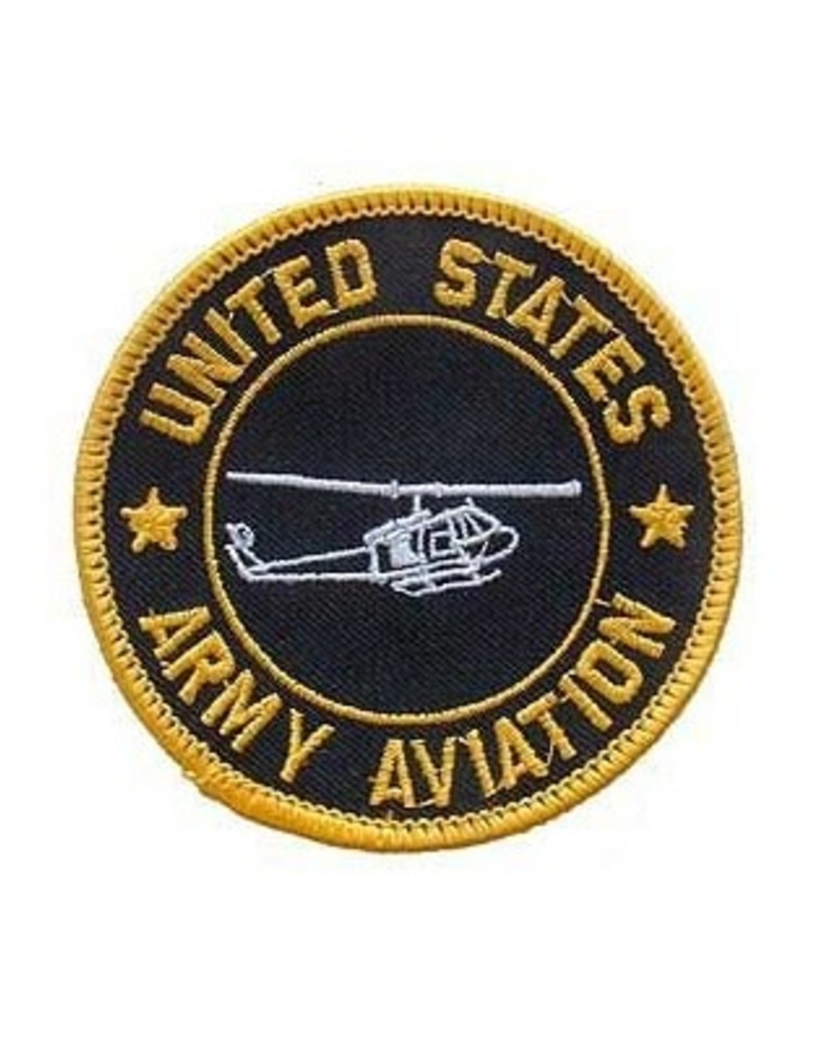 MidMil Embroidered Army Aviation Patch 3""