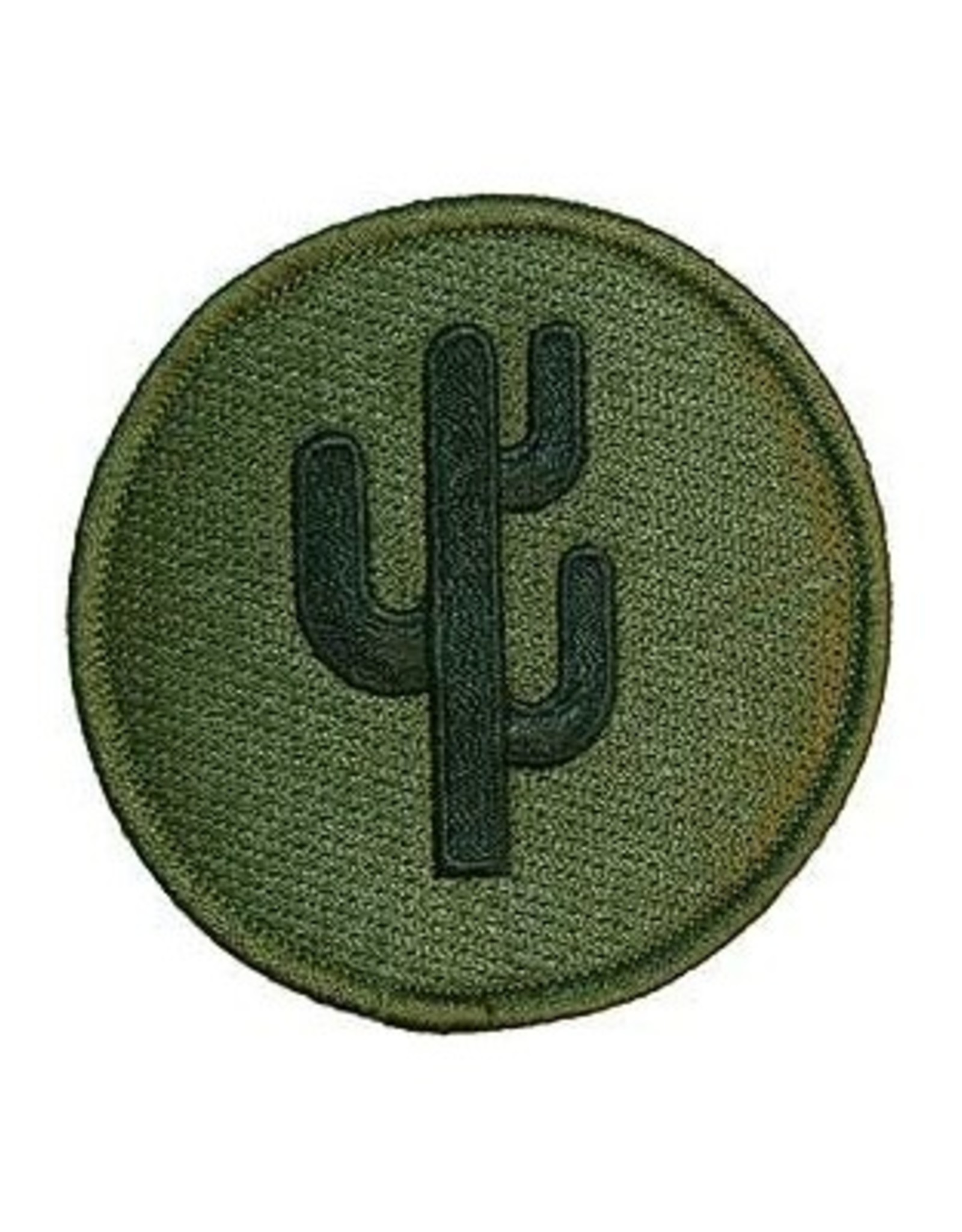 """MidMil Embroidered Subdued Army 103rd Sustainment Command Patch 3"""""""