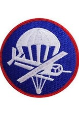 """MidMil Embroidered Army Paraglider Officer Patch 3"""""""