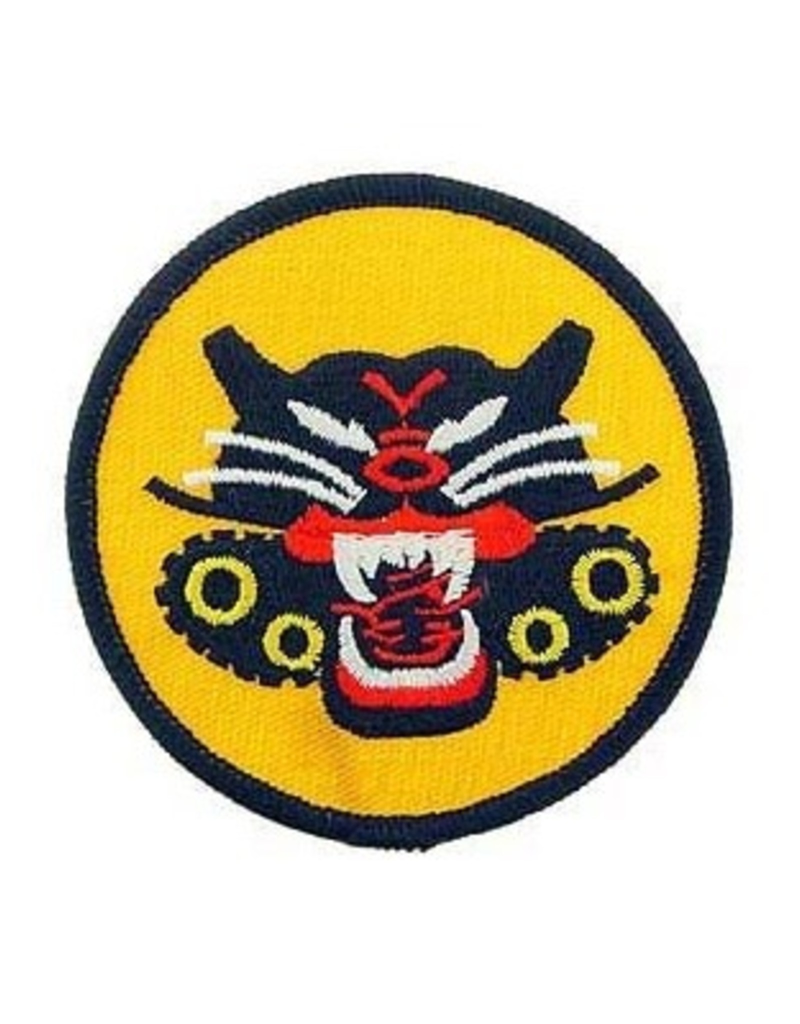 """MidMil Embroidered Army Tank Destroyer Patch 3"""""""