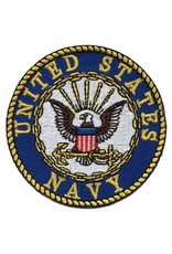 """MidMil Embroidered Navy Seal Patch 3"""""""
