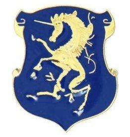 """MidMil Army 6th Cavalry Regiment Emblem Pin 7/8"""""""