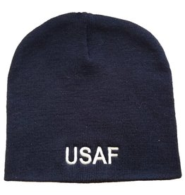 MidMil USAF Knit Hat  Dark Blue Beanie