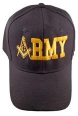 MidMil Mason Emblem 'A' RMY Hat Black