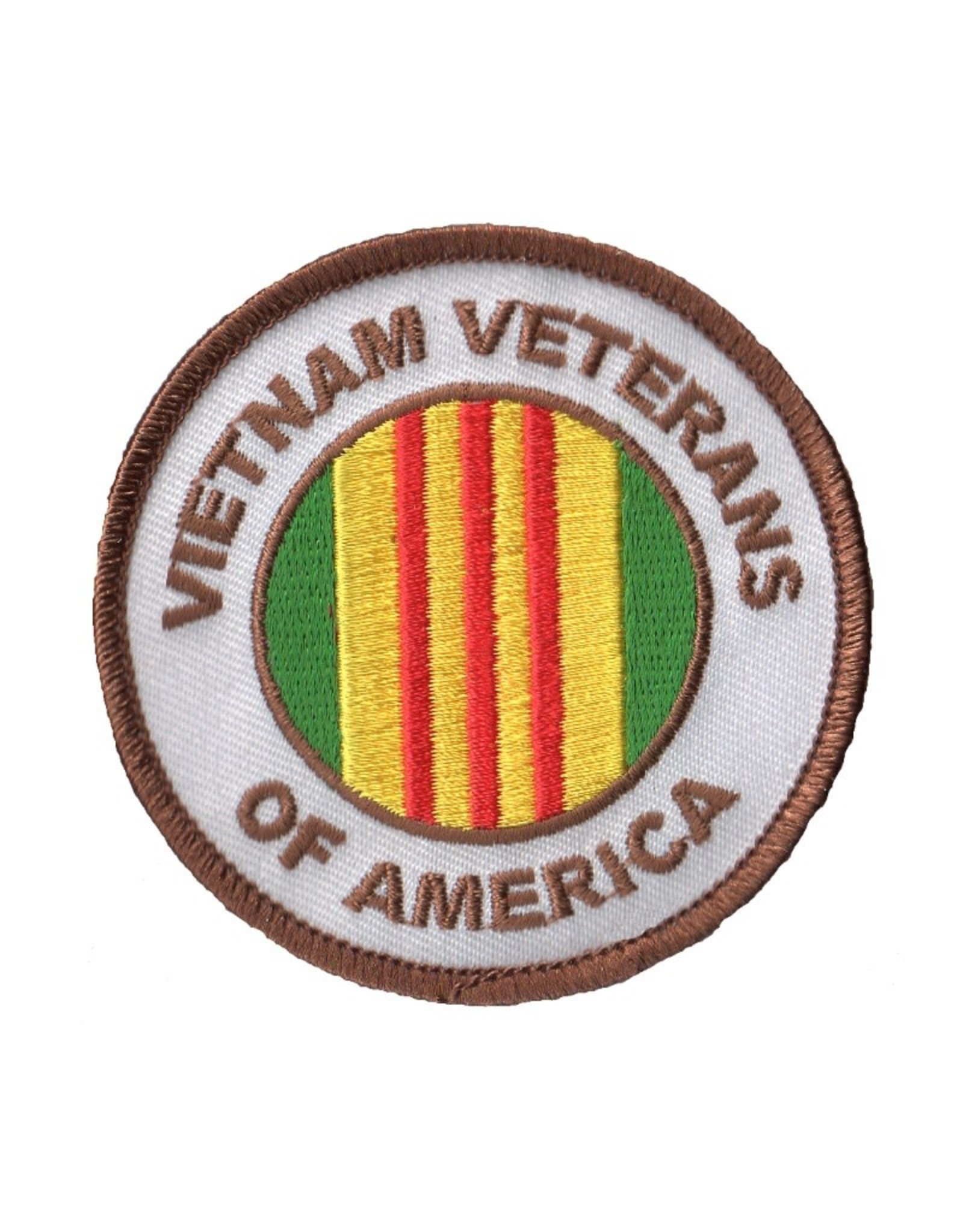 """MidMil Embroidered Vietnam Veterans of America Patch 3"""""""