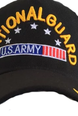 MidMil U.S. Army National Guard Hat with Shadow Black
