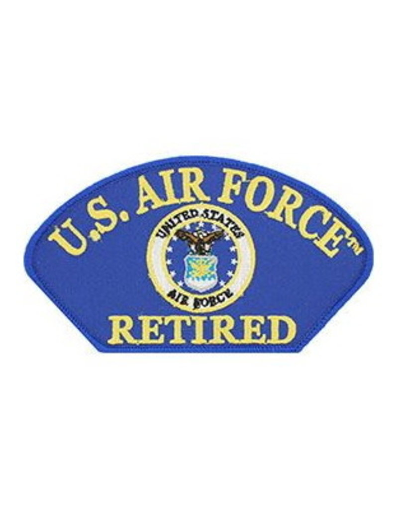 one962d1 air force retired