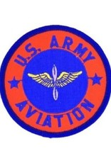"""MidMil Embroidered U.S. Army Aviation Patch with Emblem 3"""""""