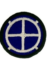 MidMil Embroidered 35th Infantry Division Emblem 2.3""