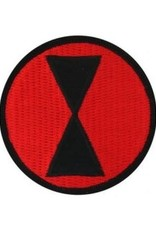 """MidMil Embroidered 7th Infantry Division Emblem Patch 3"""""""