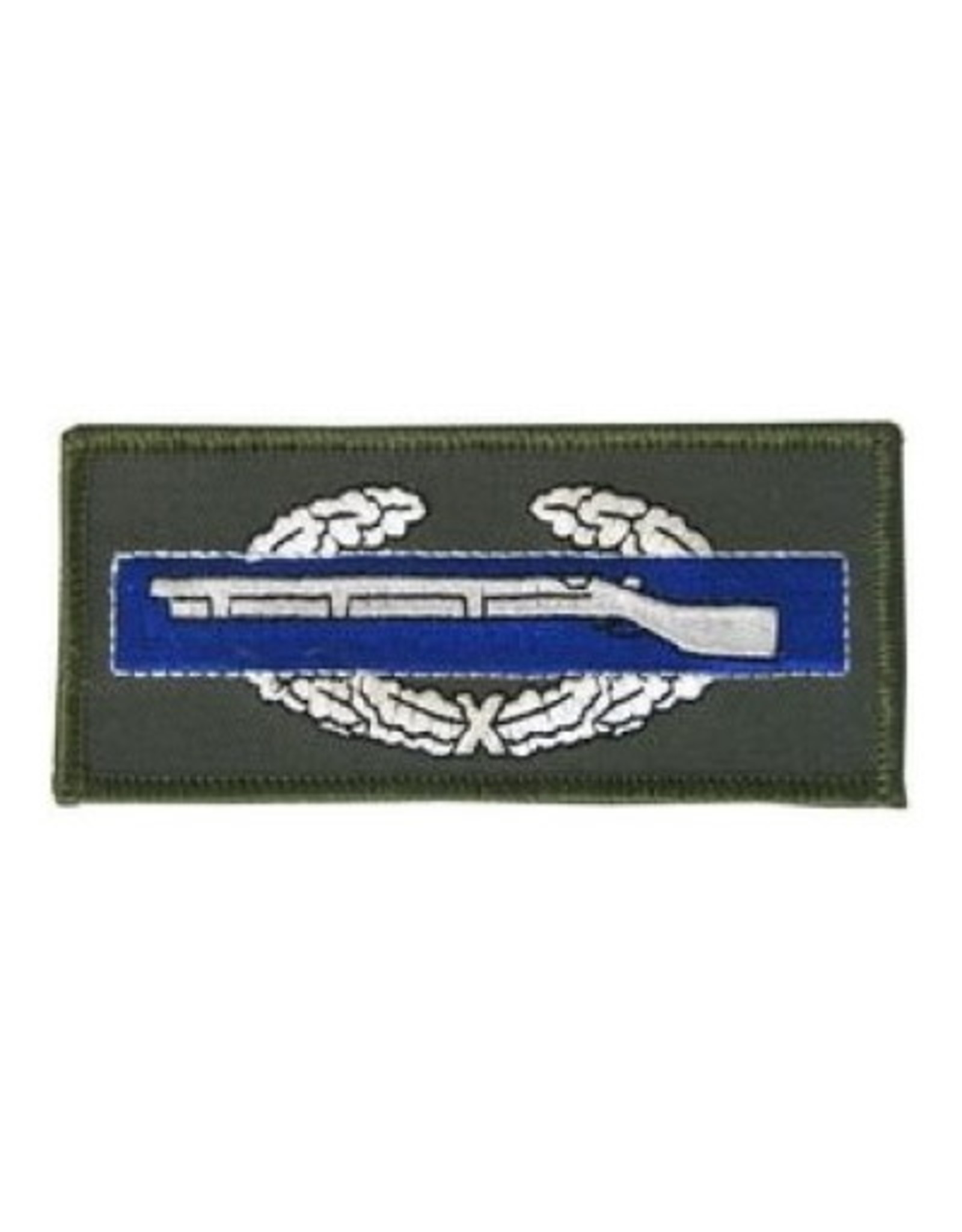 """MidMil Embroidered Combat Infantryman Badge CIB Patch 4.3"""" wide x 2"""" high"""