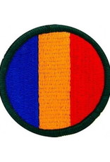 """MidMil Embroidered Army TRADOC Command Patch 2.4"""""""