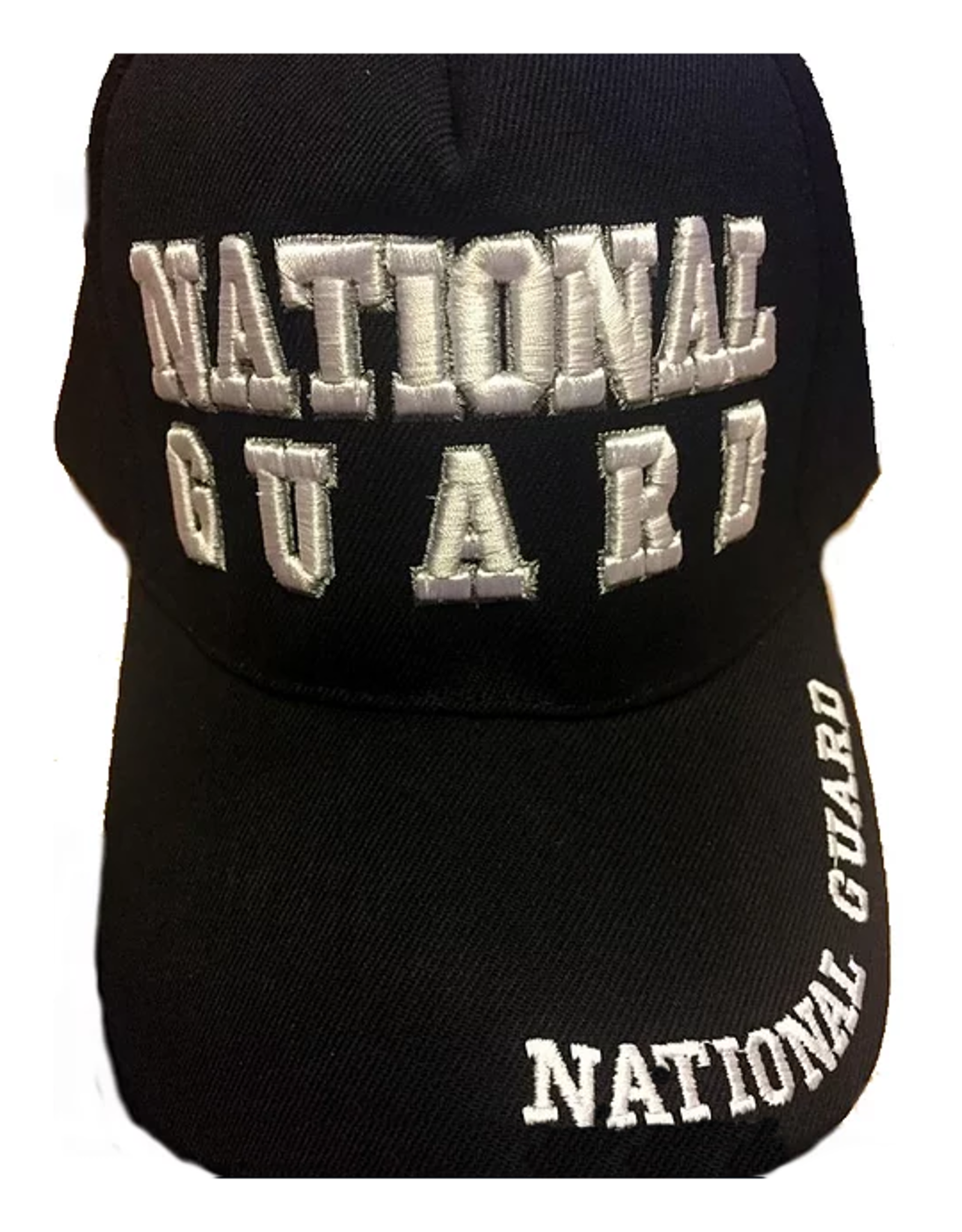 MidMil National Guard Hat Black