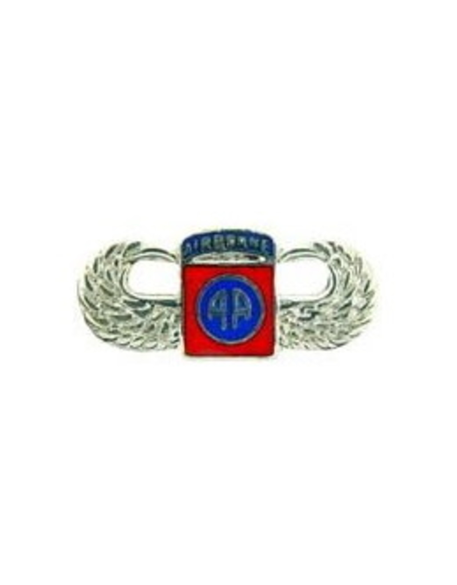 """MidMil Army 82nd Airborne Division Parachutist Wings Pin 1"""""""