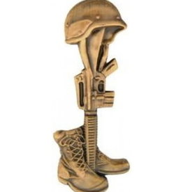 """MidMil Soldiers' Cross Pin 1 1/2"""""""