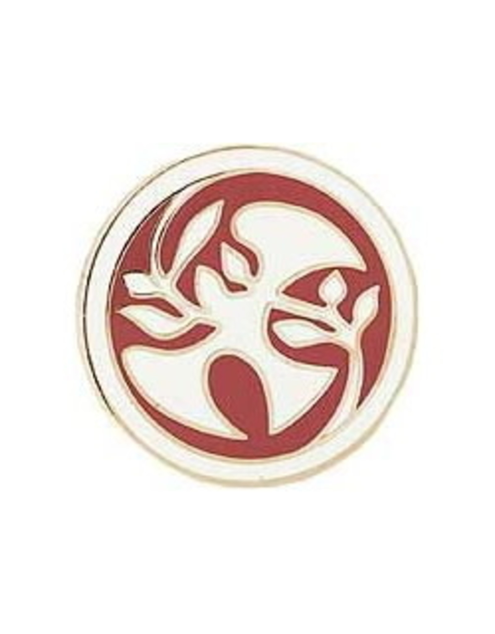 MidMil Peace Keeping Dove Emblem Pin 1""