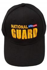 MidMil National Guard Hat Black